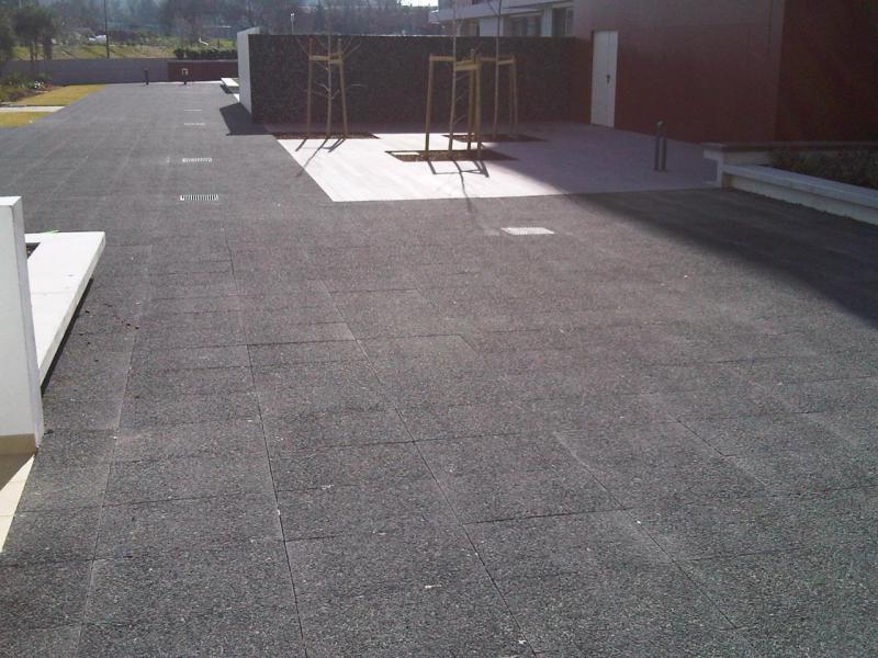 Amop pavings pavimentos de exteriores mosaicos for Pavimentos ecologicos para exteriores